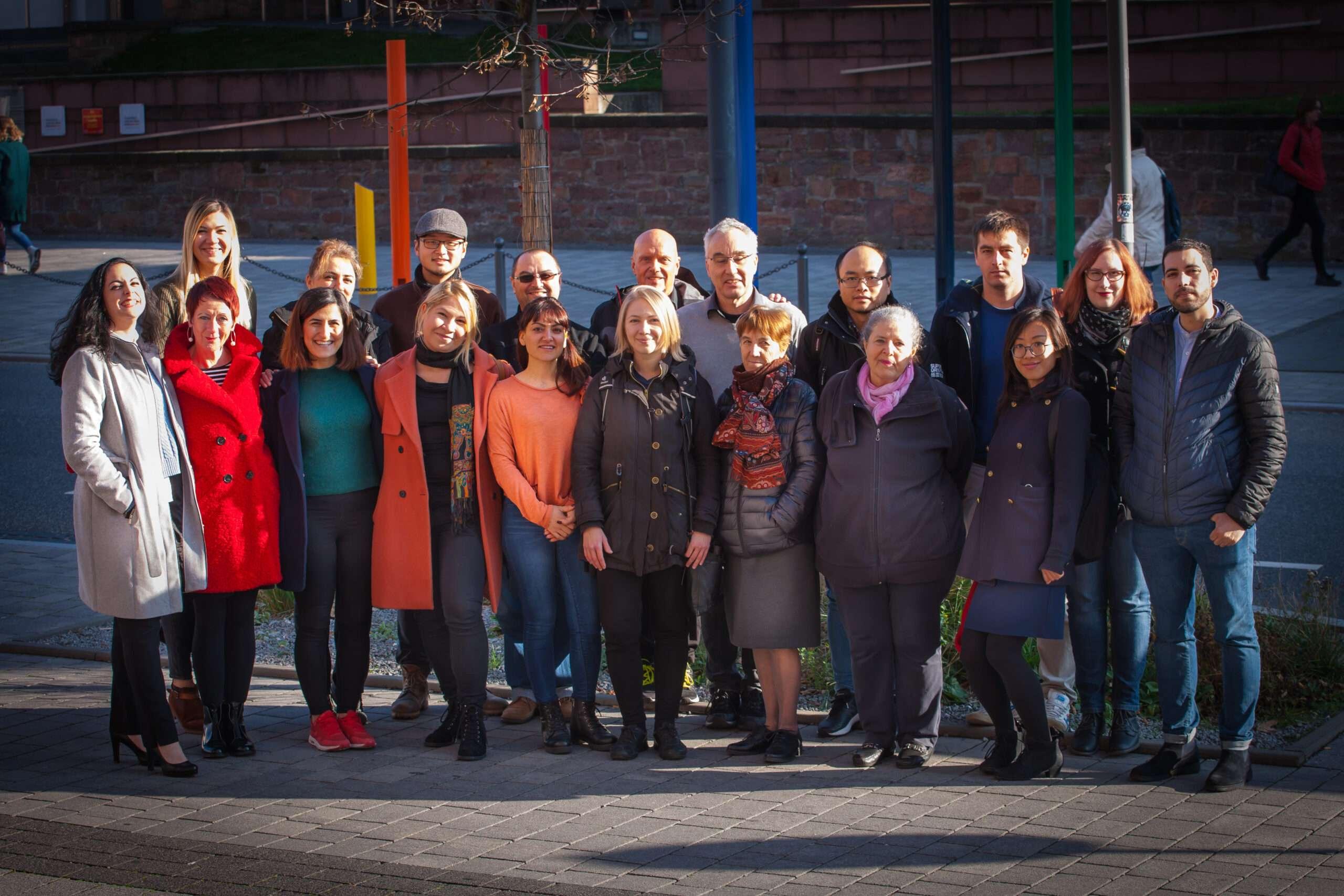 Lehrkräfte DaF im Sprachportal Gießen
